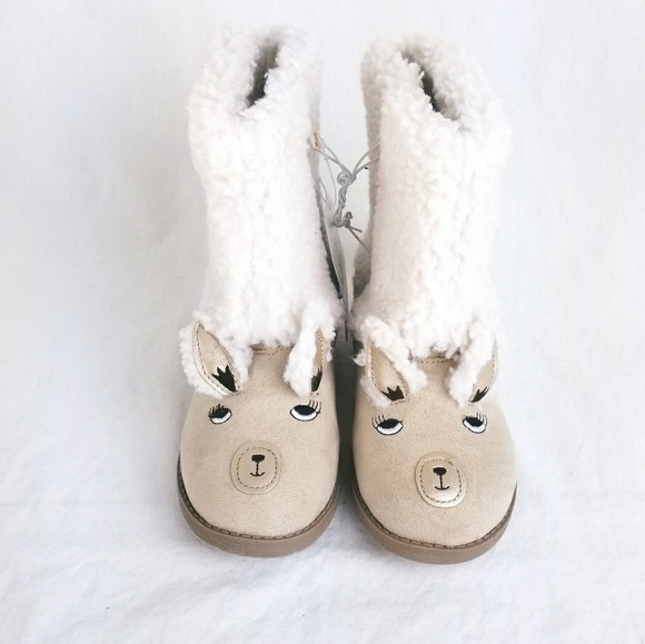 811fa694f648 Girl s Cat   Jack Llama Boots